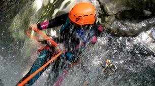 Canyoning-Lake Garda-Intermediate Canyoning Tour in Vajo dell'Orsa Canyon near Lake Garda-2