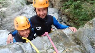Canyoning-Lake Garda-Canyoning Tour for Beginners in Lake Garda-4