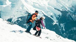 Paragliding-La Plagne, Paradiski-Tandem paragliding in La Plagne, Alps-3