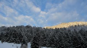 Raquette à Neige-Cauterets-Randonnée Raquettes à Cauterets, Pyrénées-5