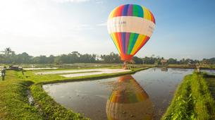 Hot Air Ballooning-Ubud-Tethered Hot Air Balloon Ride in Ubud-1