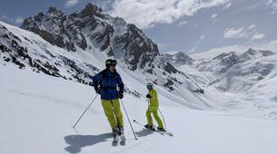 Backcountry Skiing-Courchevel, Les Trois Vallées-Backcountry skiing or snowboarding in Courchevel-11