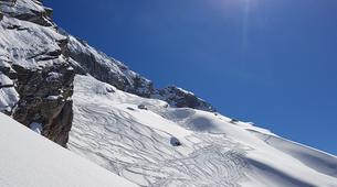 Backcountry Skiing-Courchevel, Les Trois Vallées-Backcountry skiing or snowboarding in Courchevel-13