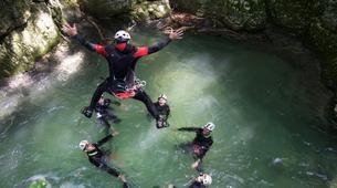 Canyoning-Lake Garda-Family-Friendly Canyoning Tour in Lake Garda & Adige Valley-5