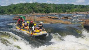 Rafting-French Guiana-Rafting down the Oyapock River, French Guiana-1