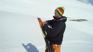 Ski touring-Tignes, Espace Killy-Private Ski Touring Session in Tignes-6