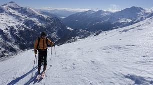 Ski touring-Bled-Ski Touring in the Julian Alps near Bled-4