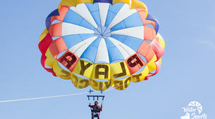 Parachute ascensionnel-Costa Adeje, Tenerife-Parasailing flights in Costa Adeje-1