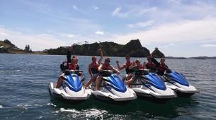 Jet Skiing-Paihia-Jet Ski Tour of Moturoa in the Bay of Islands-6