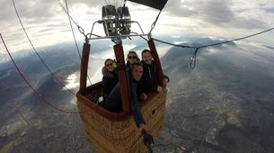 Hot Air Ballooning-Annecy-Hot air balloon flight over Annecy-9