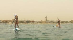 Stand up Paddle-Dubai-SUP Lesson in Dubai-3