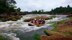 Rafting-French Guiana-Rafting down the Oyapock River, French Guiana-2