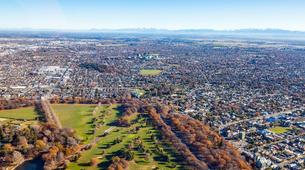 Helicopter tours-Christchurch-Canterbury Vineyard Tour, Helicopter Flight with Lunch and Wine Tasting-4