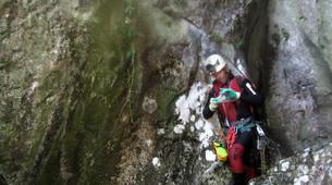 Canyoning-Santander-Canyoning in Ajan near Santander-4