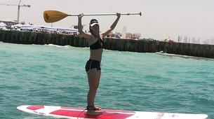 Stand up Paddle-Dubai-SUP Lesson in Dubai-4
