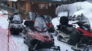 Motoneige-Chamrousse-Randonnée Motoneige à Chamrousse-7