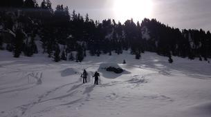 Raquette à Neige-Courchevel, Les Trois Vallées-Randonnée Raquettes à Courchevel, Les 3 Vallées-4