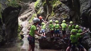 Canyoning-Lake Garda-Family-Friendly Canyoning Tour in Lake Garda & Adige Valley-2