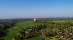 Hot Air Ballooning-Ubud-Tethered Hot Air Balloon Ride in Ubud-7