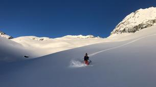 Backcountry Skiing-Bonneval-sur-Arc, Haute Maurienne-Off Piste Skiing in Bonneval-sur-Arc, French Alps-3