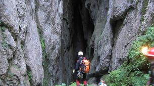 Canyoning-Santander-Canyoning in Ajan near Santander-3