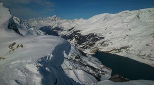 Backcountry Skiing-Tignes, Espace Killy-Off Piste Ski Guiding Session in Tignes-5