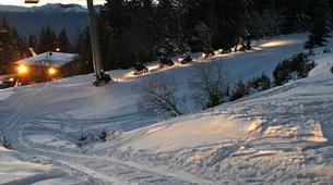 Motoneige-Chamrousse-Randonnée Motoneige à Chamrousse-2