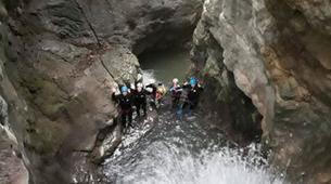 Canyoning-Lake Garda-Family-Friendly Canyoning Tour in Lake Garda & Adige Valley-6