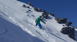 Backcountry Skiing-Courchevel, Les Trois Vallées-Backcountry skiing or snowboarding in Courchevel-5