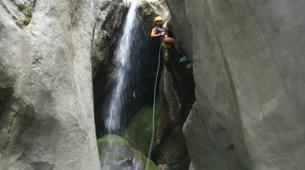 Canyoning-Núria-Canyoning dans les Gorges de Nuria-6