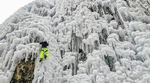 Ice Climbing-Bled-Ice Climbing Course in Triglav National Park near Bled-6