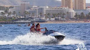 Jet Ski-Costa Adeje, Tenerife-Jet ski excursions to Playa San Juan from Costa Adeje-4