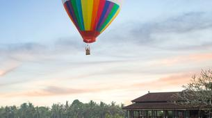 Hot Air Ballooning-Ubud-Tethered Hot Air Balloon Ride in Ubud-5