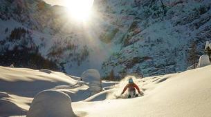 Ski Touren-Bled-Ski Touring in the Julian Alps near Bled-5