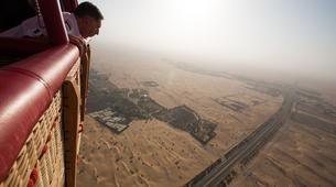 Hot Air Ballooning-Dubai-Hot Air Balloon Flight in Dubai-10