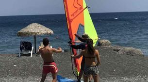 Windsurf-Santorin-Windsurfing for beginners in Santorini-5