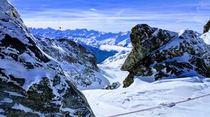 Backcountry Skiing-Courchevel, Les Trois Vallées-Backcountry skiing or snowboarding in Courchevel-8