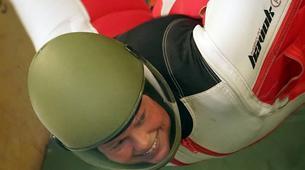 Indoor skydiving-Stockholm-First time Indoor Wingsuit Flight in Stockholm, Sweden-2