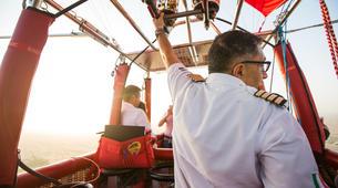 Hot Air Ballooning-Dubai-Hot Air Balloon Flight in Dubai-4