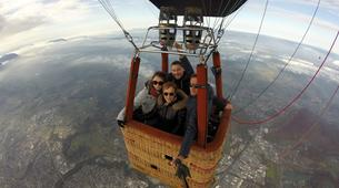 Hot Air Ballooning-Annecy-Hot air balloon flight over Annecy-6