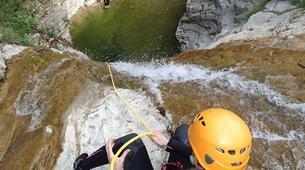 Canyoning-Lake Garda-Canyoning Tour from Vione Canyon to Lake Garda-4
