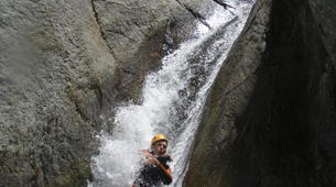 Canyoning-Núria-Canyoning dans les Gorges de Nuria-4
