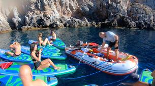 Stand up Paddle-Santorini-SUP and snorkeling tour in Santorini-1