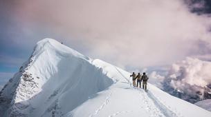 Ski touring-Bled-Ski Touring in the Julian Alps near Bled-3