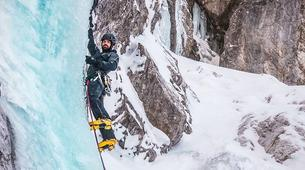 Ice Climbing-Bled-Ice Climbing Course in Triglav National Park near Bled-5
