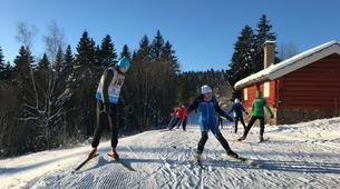 Cross-country skiing-Oslo-Private cross-country skiing lessons near Oslo-1