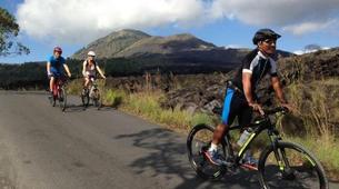 Mountain bike-Gianyar-MTB Tour of the Mt. Batur Lava Fields-2