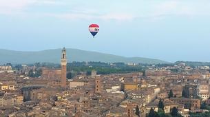 Hot Air Ballooning-Siena-Medieval Hot Air Balloon Tour over Siena near Florence-6