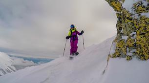 Freestyle Skiing-Bansko-Guided Freeride Tour in Pirin Mountains, Bankso-6