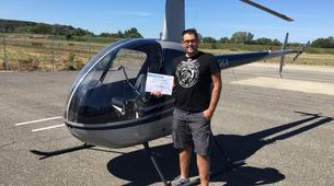 Helicoptère-Rome-Initiation au Pilotage d'Hélicoptère à Rome-2
